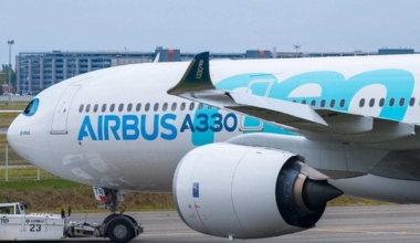 A330neo front