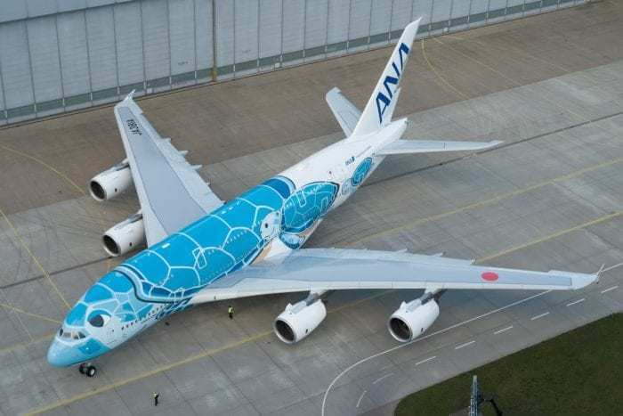 ANA's Brand New Airbus Airbus A380s – The Ultimate Guide
