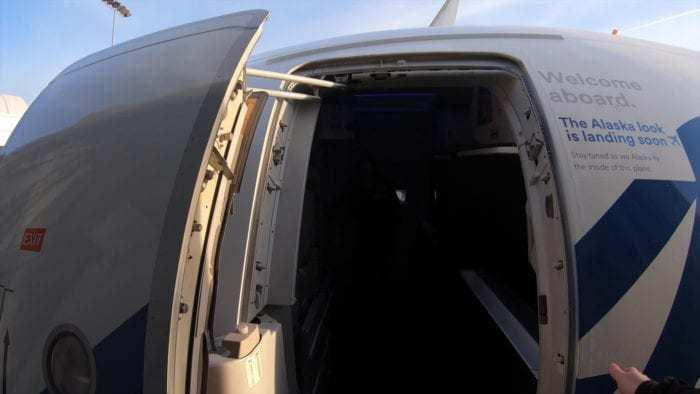 Flight Review: Alaska Airlines First Class – Airbus A320