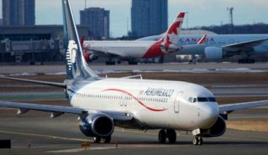 Aeromexico 737 MAX
