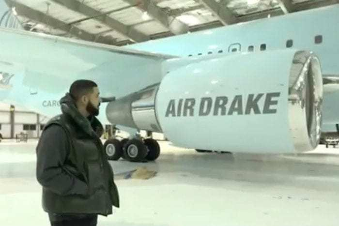 A Look Inside Drake's Crazy New Private Boeing 767 Jet