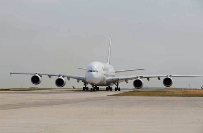 Hunt Continues For Air France A380 Engine Fragments In Greenland