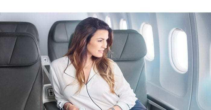 Air Transat CLub Class