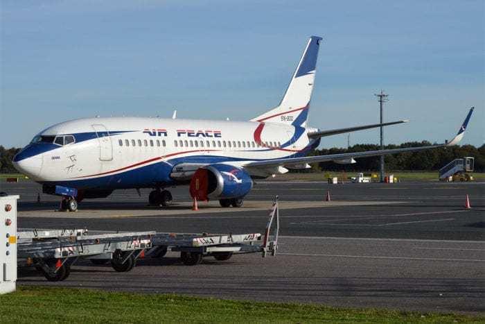 Air Peace B737