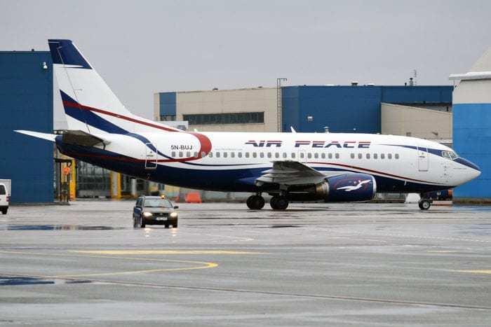 Air Peace 737