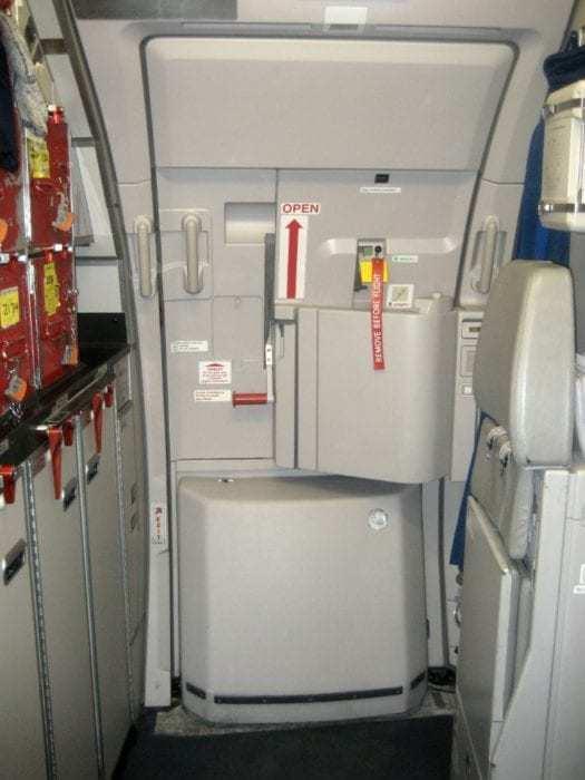 Airbus A320 Door