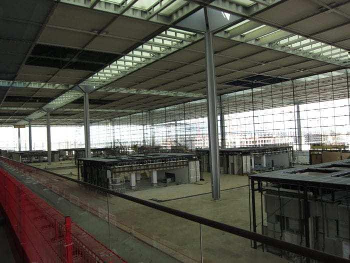 Berlin Brandenburg Airport Interior
