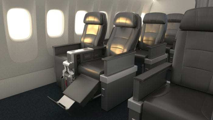 American Airlines Main Cabin Extra