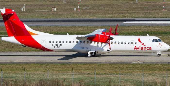Avianca reports loss of $68 million