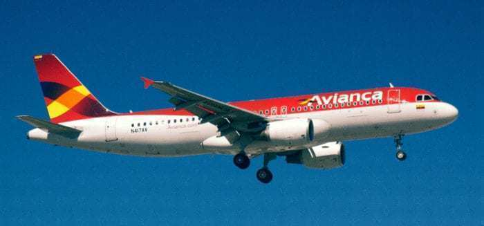 Avianca Reports Loss of $68 million