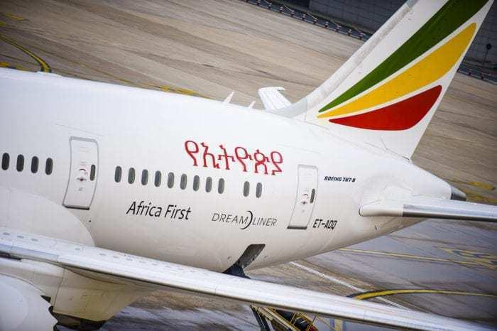 Ethiopian 787-8