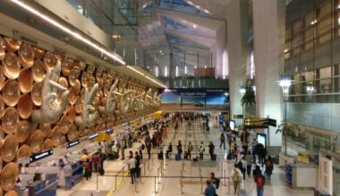 Bharatahs [CC BY-SA 4.0 (https-::creativecommons.org:licenses:by-sa:4.0)] Sculpture_of_hasta_mudras_at_Indira_Gandhi_International_Airport