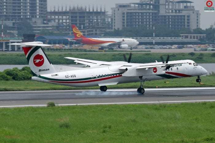 Biman Bangladesh crash
