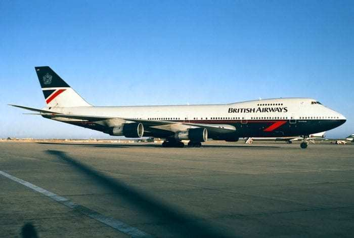 British Airways Has Scheduled Domestic 747 Flights This August
