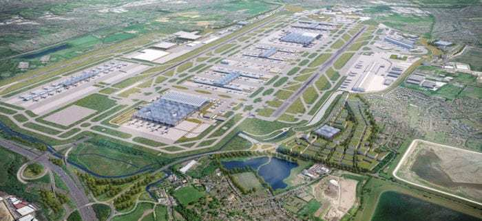 British Courts In Favour Of Third Runway At Heathrow