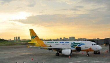 Cebu Pacific A320