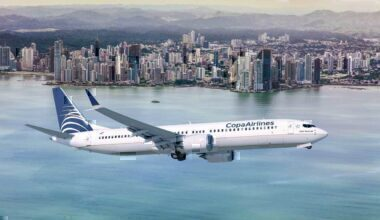 Copa Airlines 737 MAX