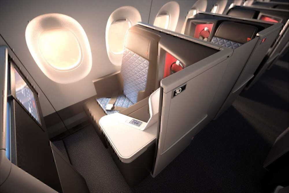US Airlines Increase Domestic Widebody Schedules