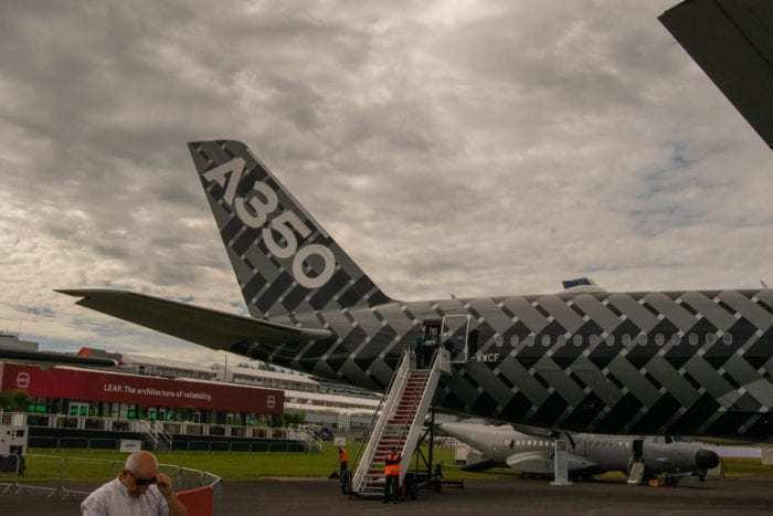 Airbus A350-2000 Boeing 777X