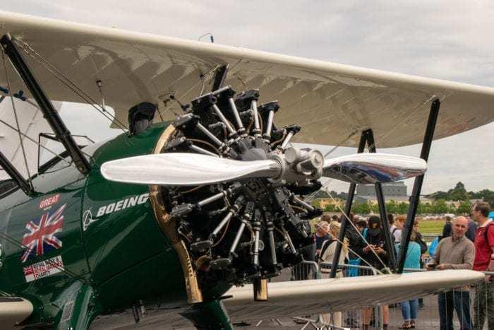Boeing Paris Airshow