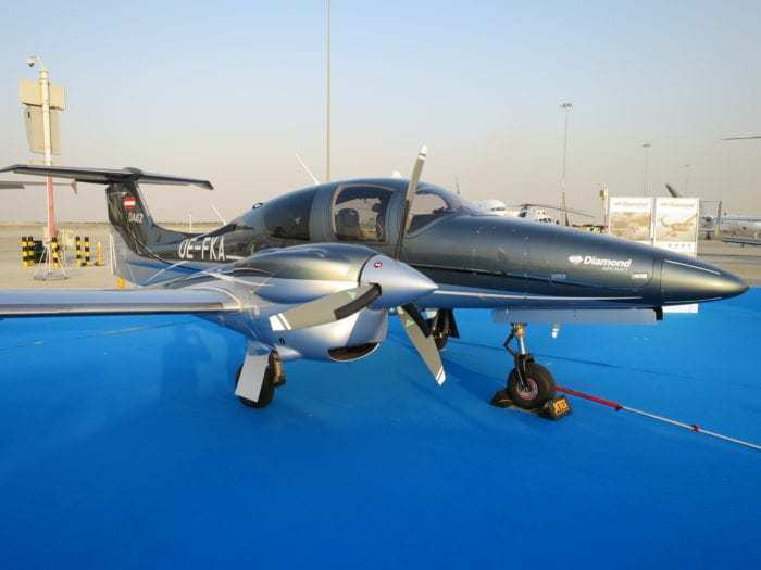 Diamond DA62 Wake Turbulence Dubai Crash