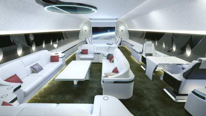 Easyfit interior