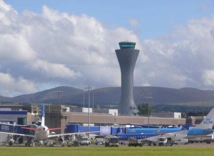 Norwegian And easyJet Planes Almost Collided At Edinburgh Airport Last Summer