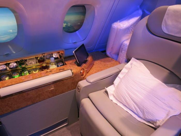 Emirates Concorde Luxury
