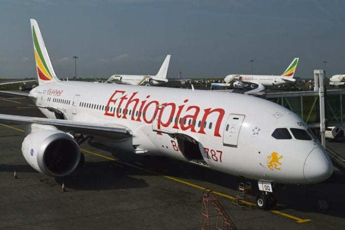 Ethiopian Airlines is Africa's most reliable airline