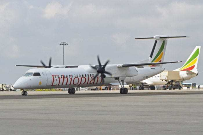 Ethiopian Airlines launches new Ghanaian National Carrier
