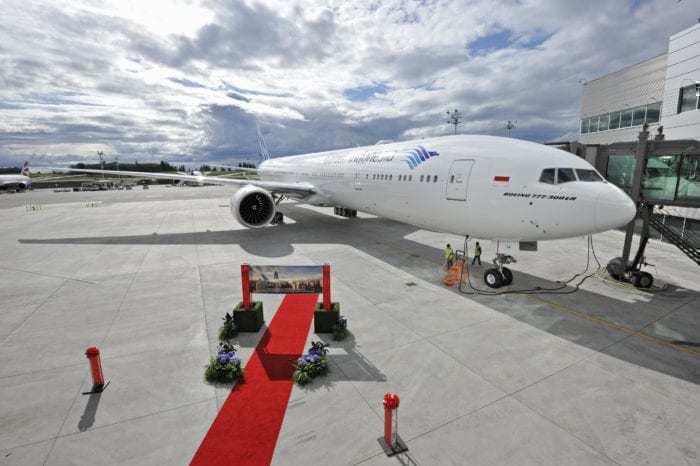 Garuda 777-300ER