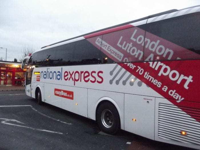 Luton Airport Shuttle Bus