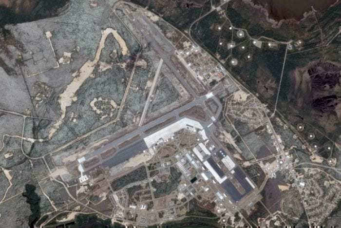 Goose Bay Airport