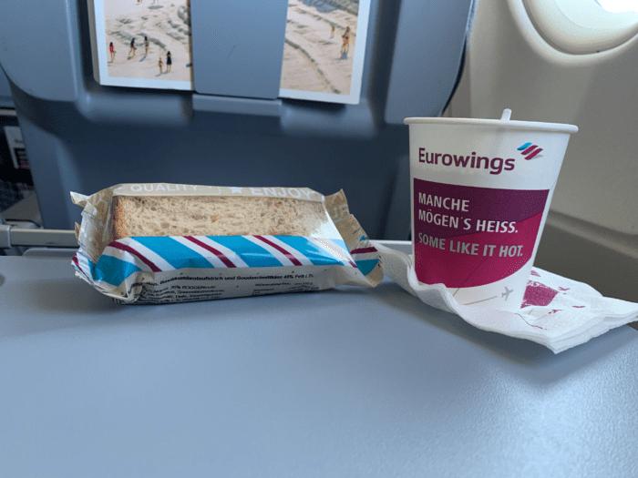 A320 Cheese Sandwich
