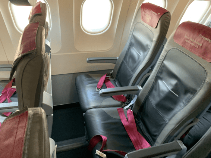 Eurowings Economy London to Cologne