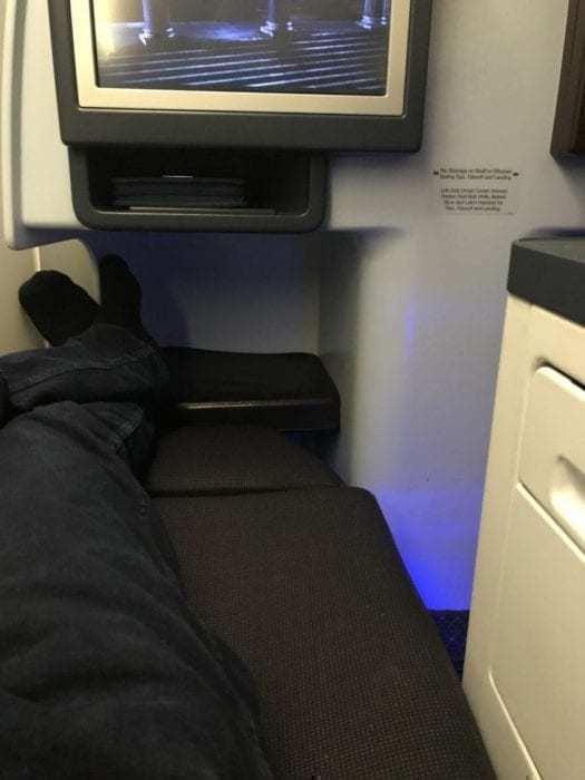 Eating Ostrich On KLM – Boeing 777 Business Class Review
