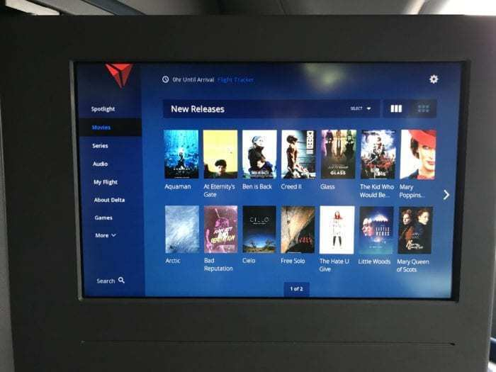 Are OLED Screens The Future Of In Flight Entertainment?