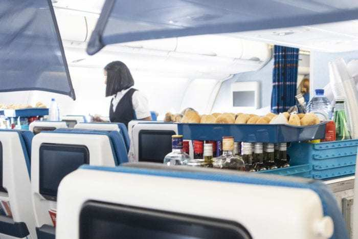 KLM Airbus A330 Economy Review: Amsterdam to Kuwait