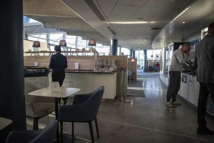 Paris Charles de Gaulle Lounge Review: Air France Salon Terminal 2F (Schengen)