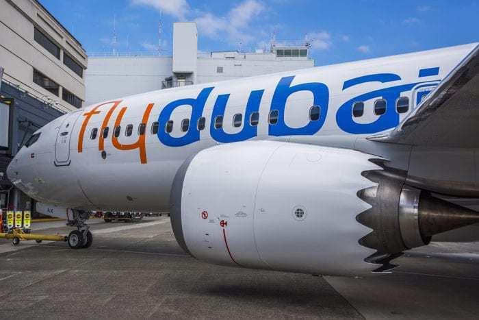flydubai airbus order