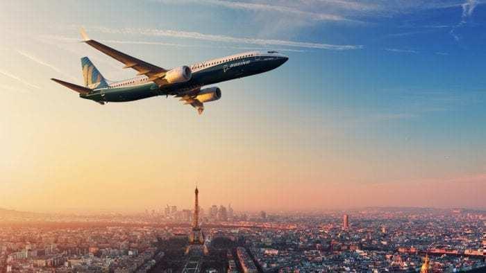 Boeing Air show