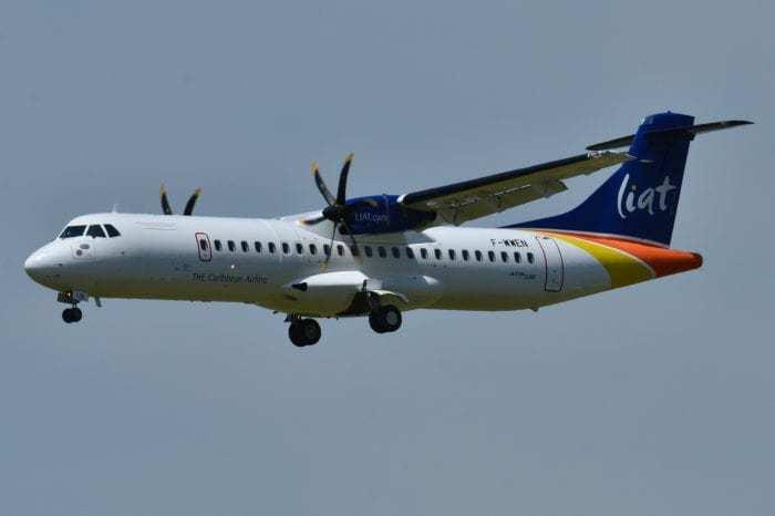 LIAT ATR72-600