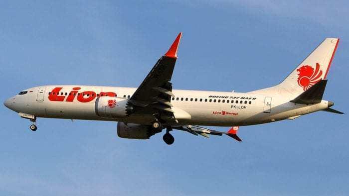 Lion Air MAX
