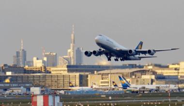 Frankfurt Terminal Three