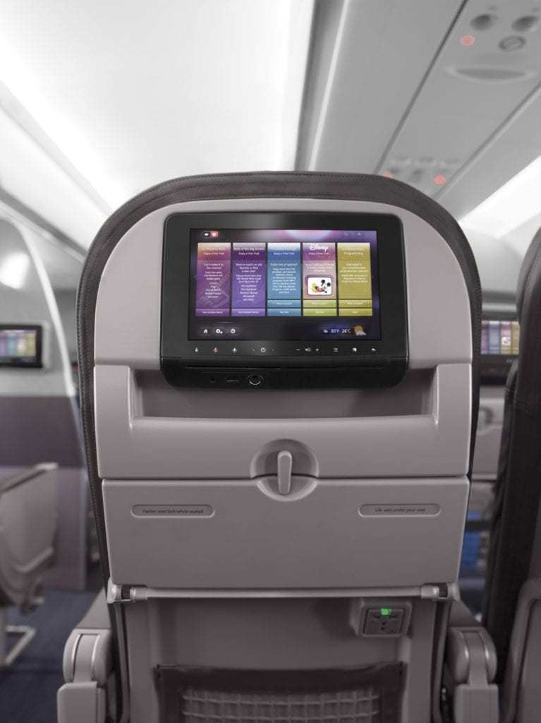 Will Seatback Ife Return To American Airlines Simple Flying