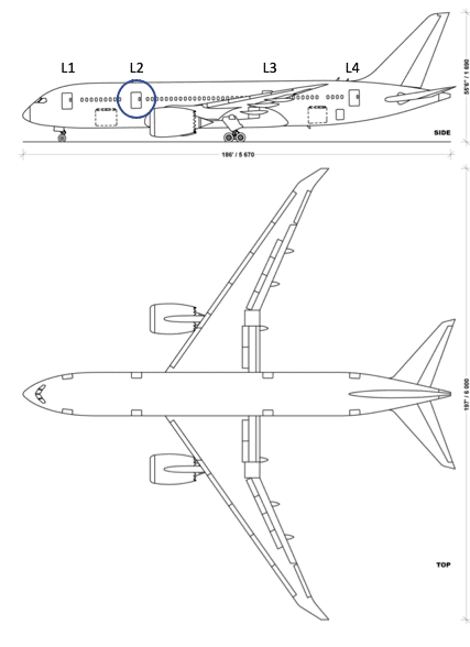 787 doors