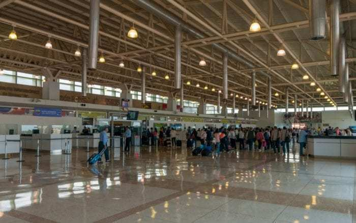 Simon Bolivar International Airport