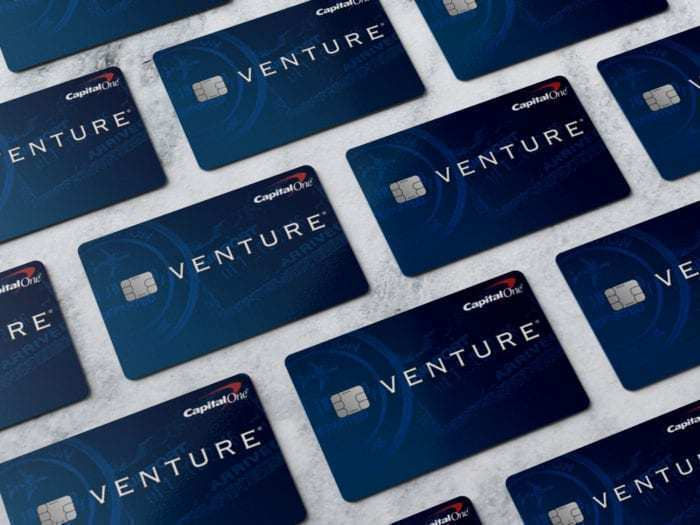 Capital One Venture Rewards card
