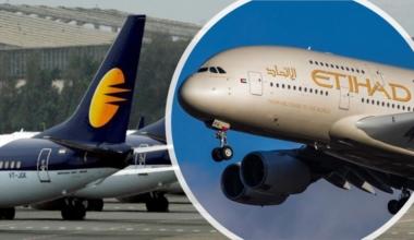 Etihad and jet airways