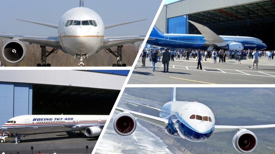 The Boeing 767-400ER vs 787-8 - What Plane Is Better